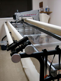 Four Friends And Fabric Longarm Quilting Service